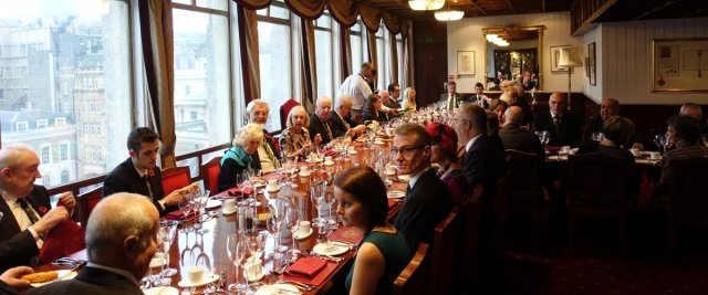Inaugural London District Luncheon – The Guildhall