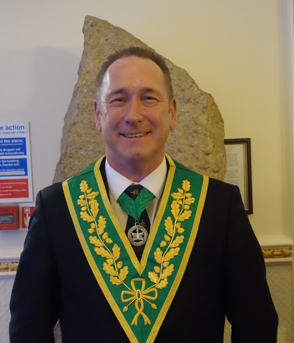 District Grand Junior Warden